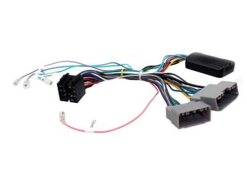 Connects2 ct51-ch0c Jeep Wrangler 2003 sobre Amplificador Estéreo retención interfaz