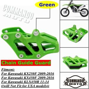 Motorcycle-Rear-Chain-Guide-Guard-Protector-Slider-For-KAWASAKI-KX450F-2009-2019