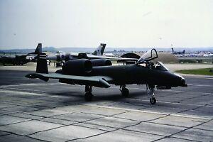 3-913-Fairchild-Republic-A-10-Thunderbolt-II-USAF-Kodachrome-Slide