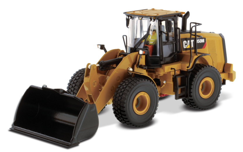 DIECAST MASTERS 85914 1 50 SCALE CAT 950M WHEELED LOADER (MIB)