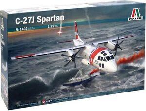 Italeri-1-72-1402-Avion-de-helice-c-27j-Spartan