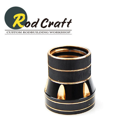 S-16FN Rod building winding check Rodcraft Fore Grip Nut for FUJI 16 reelseat