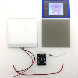 For-Nintendo-Game-Boy-Original-DMG-01-Pocket-Bivert-Chip-amp-Backlight-Mod-Kit-White