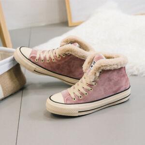 Women's Warm Fur Lined Boots High