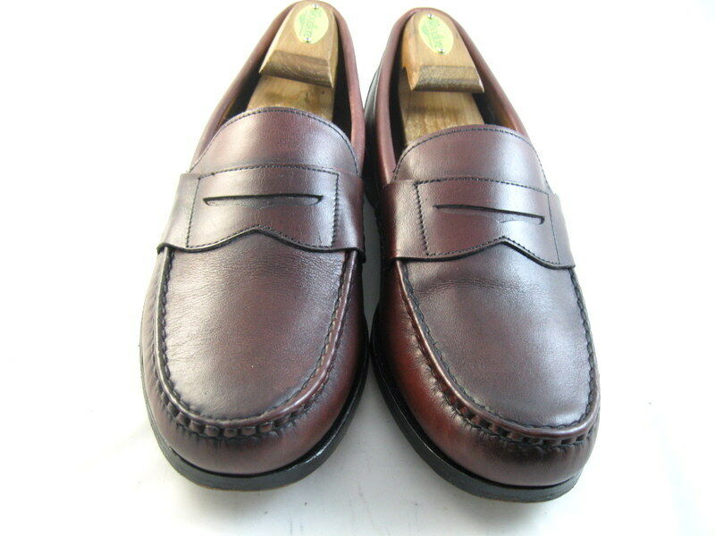 Allen Edmonds  CAVANAUGH   Loafers 10.5 B  Oxblood     (767)