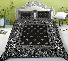 Prince Purple 3-Pieces Bedding Set 2 Pillowcases And 1 Quilt Cover