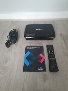 Humax Freesat HDR 1100S 1TB Recorder with Remote control
