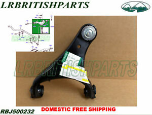 ADIGARAUTO RBJ500222 RBJ500232 Front Upper Control Arm for Land Rover LR3 2009-2005