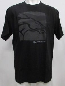 Denver-Broncos-NFL-Big-Men-039-s-Short-Sleeve-Reflective-Screen-Print-Tee