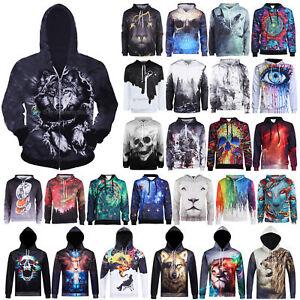 Men-Women-3D-Graphic-Printed-Sweatshirt-Pullover-Hoodie-Sweater-Jacket-Coat-Tops