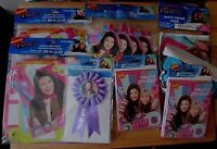 Nickelodeon Icarly Birthday Party Invitations Favor Pack Banners Guest Ribbon