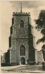 PC79337 The Parish Church of St. Mary Watford