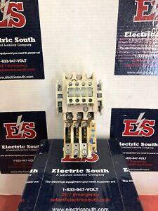 Eaton Cutler Hammer Starter AN16DNO Size 1 120 Volt Coil Series B1 NICE