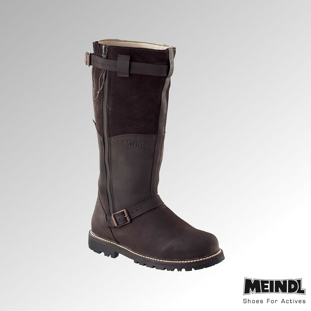 Meindl lo GTX Para Hombre botas de caza de alto Caoba (7730-39)