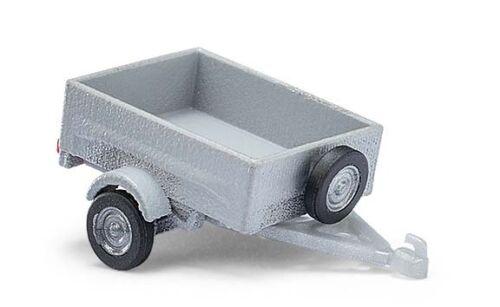 Busch 59942 h0 auto modello 1:87 piccolo Auto-Rimorchio