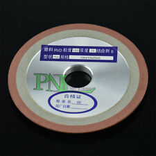 6Inch Side Tapered Type Resin Bond Diamond Grinding Wheel 150MMX10MMX8MM G 150