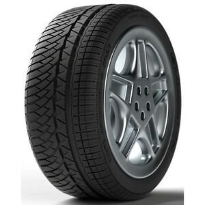 1x-Winterreifen-MICHELIN-Pilot-Alpin-PA4-245-45-R18-100V-XL