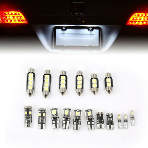 T10 Canbus SMD LED Birne Set Innenraumbeleuchtung 12V Standlicht Rücklicht