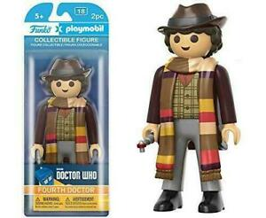 Doctor-Who-Playmobil-Fourth-Docteur-Figurine-avec-Sonic-16-5cm-Tout-Neuf-4TH