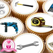 24 icing cake toppers decorations 13th Birthday teenager at last ND1