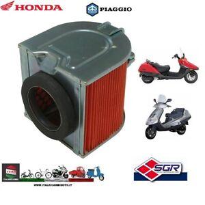 Filtro-aria-Honda-CN-250-HELIX-SPACY-FILTRO-ARIA-PIAGGIO-HEXAGON-250