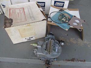 nos tomco reman carburetor 1980 ford bronco truck econoline f150 351 rh ebay com 1985 Ford Bronco 1978 Ford Bronco