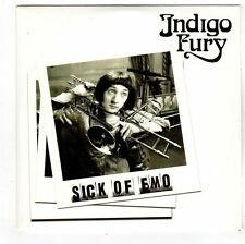 (FS237) Indigo Fury, Sick of Emo - 2010 DJ CD