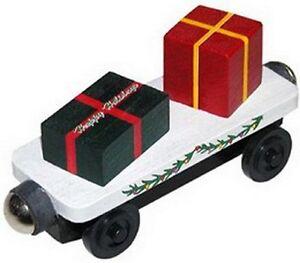 Whittle Shortline *New in Box* Christmas gift train car Thomas/Brio - XRARE!