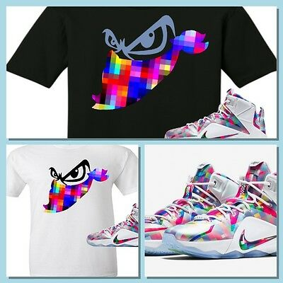 best authentic 11c54 ae272 EXCLUSIVE TEE SHIRT to match the NIKE LEBRON XII 12 FINISH YOUR BREAKFAST -Bandit