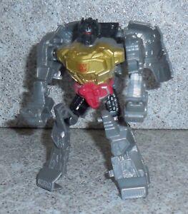Transformers Authentics GRIMLOCK Complete 4.5''