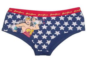 La imagen se está cargando Nueva-DC-Comics-Mujer-Maravilla-Boyshort-Panty- Ropa- d89db88ebfb5