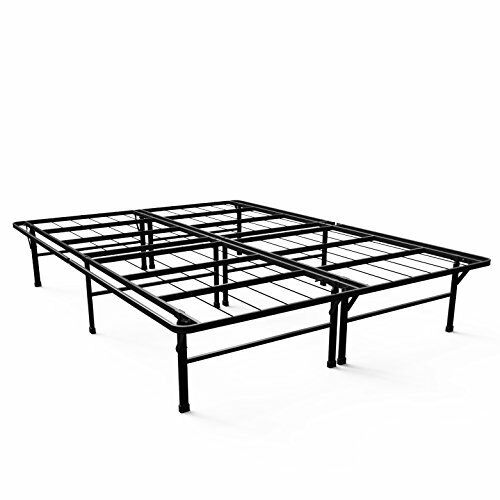 Sleep Master Deluxe Mattress Foundation Bed Frame Box Spring Replacement Full