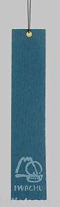 TANSATSU-Girouette-papier-pour-furin-Iwachu-Made-in-Japan