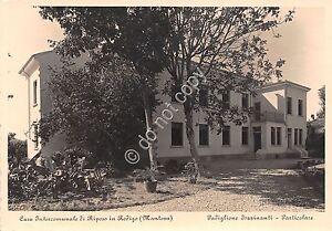 Cartolina-Postcard-Rodigo-Casa-Intercomunale-di-Riposo-anni-039-40