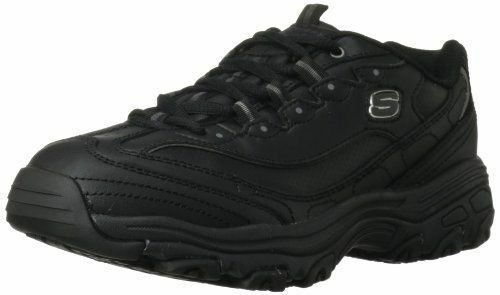 Skechers for Work Womens DLite Slip Resistant Shoe- SZ 9.5
