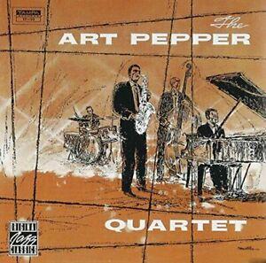 The-Art-Pepper-Quartet-by-Art-Pepper-CD-Aug-1994-Tampa-OJC