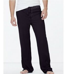 James-Perse-Men-039-s-NWOT-Black-Full-Length-Jersey-Pajama-Pants-Style-MXLJ1166