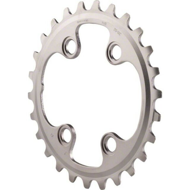Shimano XT Chainring M8000 34 Tooth 96mm 11-speed Outer for 2x Double 34-24t Set for sale online