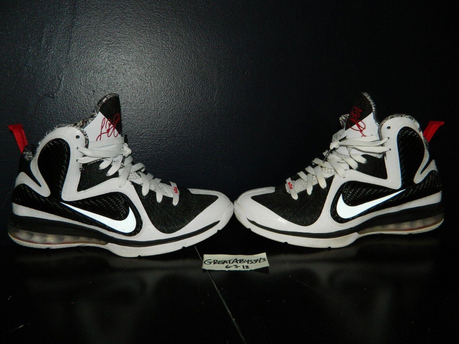 Nike LeBron 9  Freegum  size 11.5