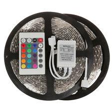 5M 300 LED-wasserdichtes RGB 3528 SMD Auto-Streifen-Licht + 24 Schlüssel-IR Bala