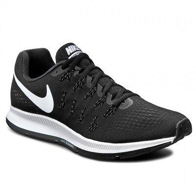 Details about NEW Nike Air Zoom Pegasus 33 Men's BlackWhite Running Shoes