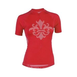 Image is loading SheBeest-Strada-Seamless-Short-Sleeve-Cycling-Jersey-Women- b6782d6a4