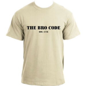 himym-Barney-Stinson-The-Bro-Code-TV-Series-Inspired-Funny-T-shirt