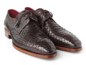 Paul Parkman Men's Brown Genuine Python