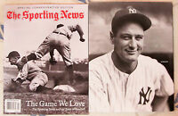 Sporting News Spring 2015 Game We Love 125 Years Of Baseball History Special Ed