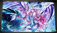 Free Shipping Yugioh Playmat Nekroz Of Gungnir Play Mat Large Mouse Pad