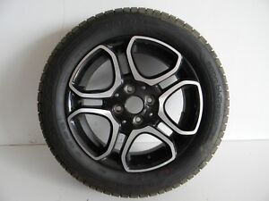 Complete-Wheels-Alloy-Wheels-Summer-Tyre-Smart-453-A4534018600-A4534018500-Nr-86