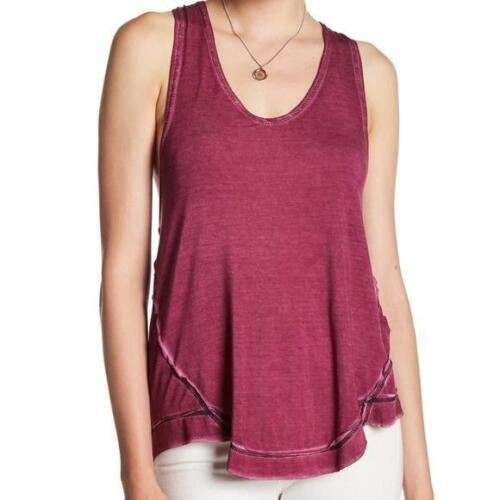 Details about  /Free People Nectarine Tank Top Purple