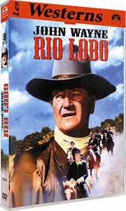 Rio-Lobo-DVD-NEUF-SOUS-BLISTER-John-Wayne