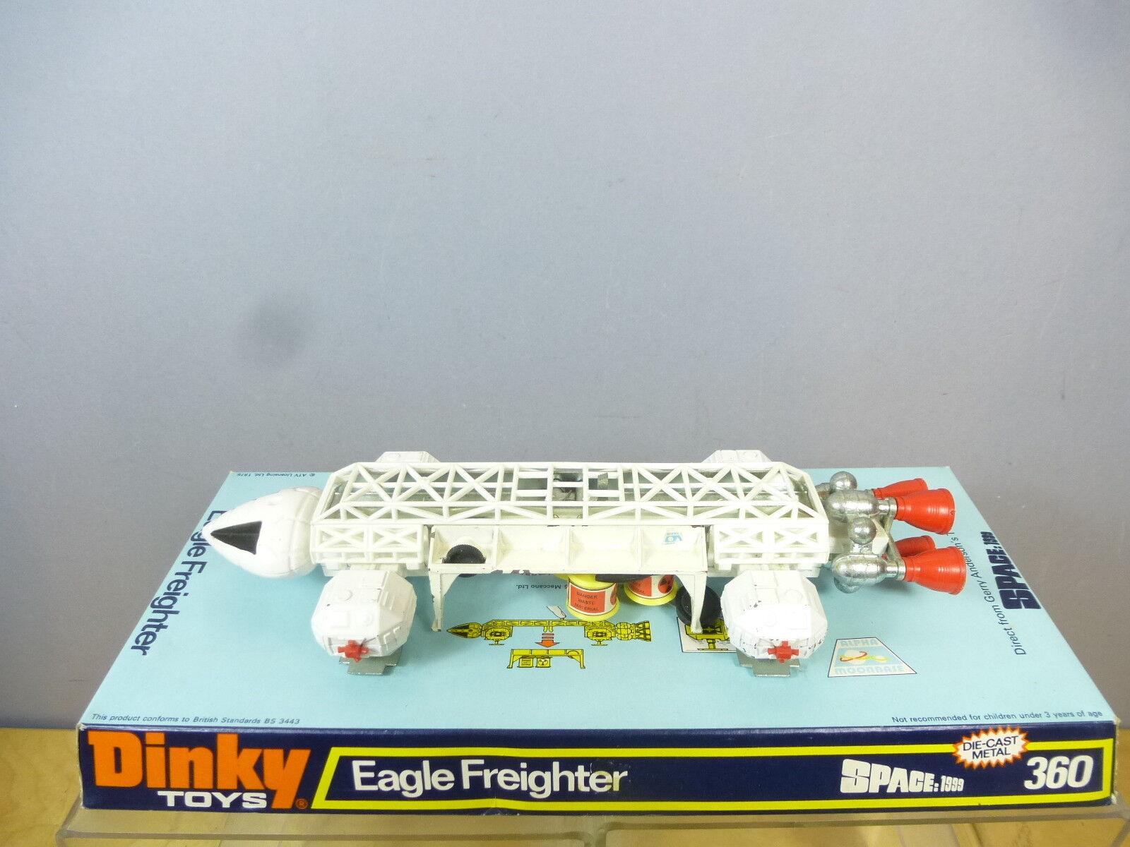 tienda en linea Dinky Juguetes Modelo No.360 No.360 No.360 Eagle Cocheguero  todo blancoo versión  VN MIB  la mejor oferta de tienda online